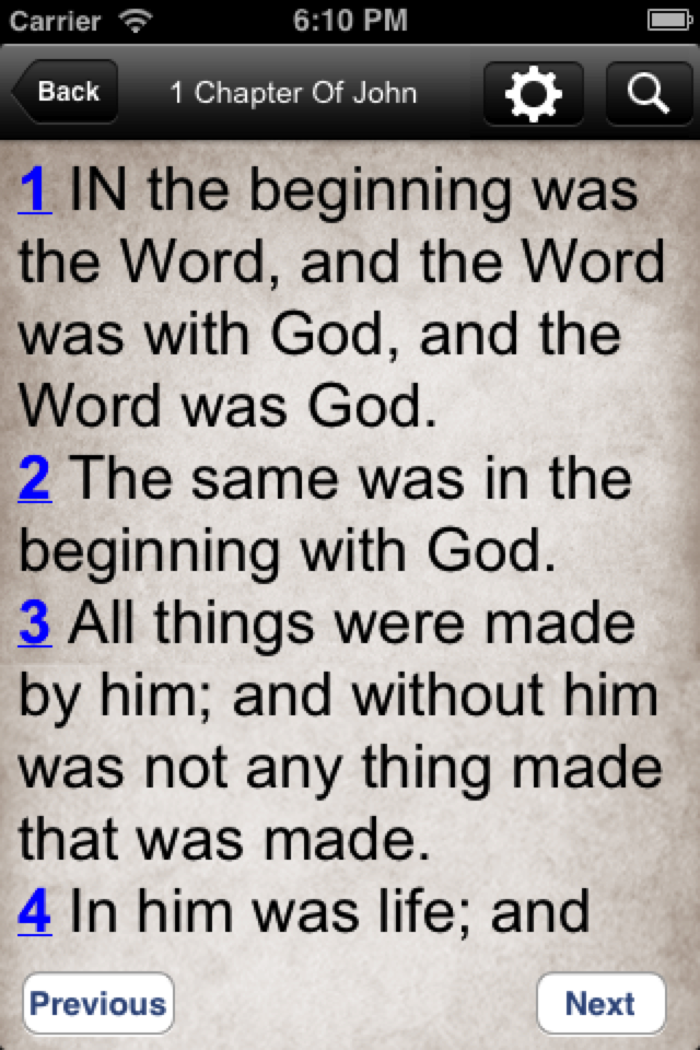 free holy bible download for ipad