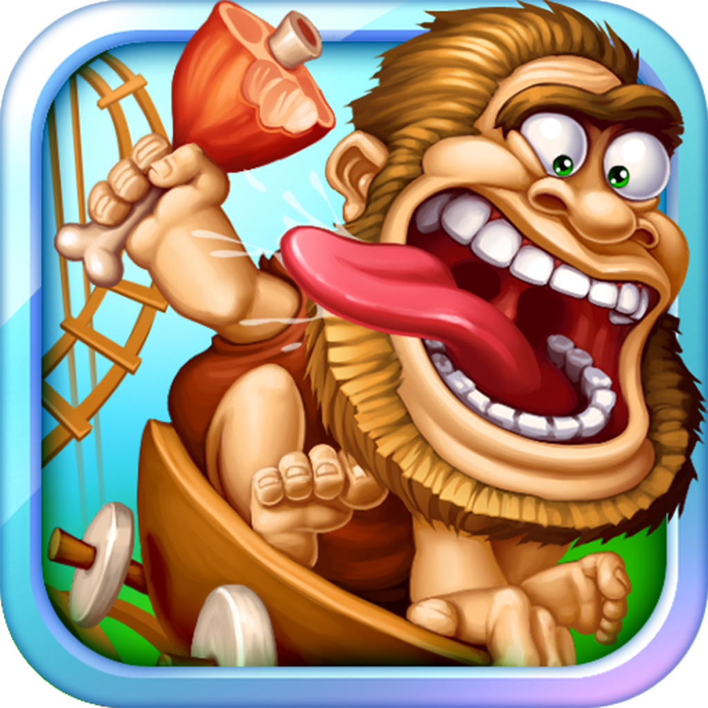 Prehistoric Park Builder - FREE Theme Park Simulator In The Stone Age iOS